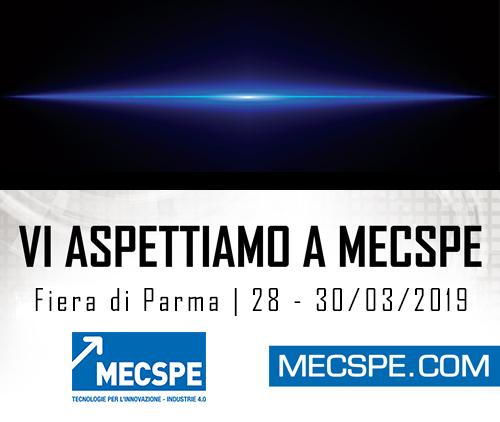 FIERA MECSPE 2019